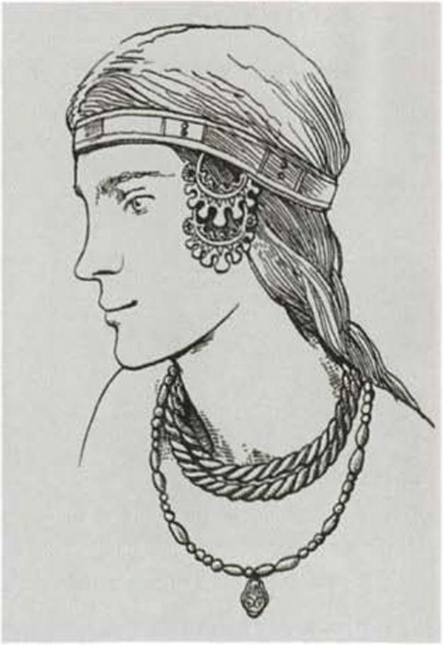глиняные печати с княжеским знаком